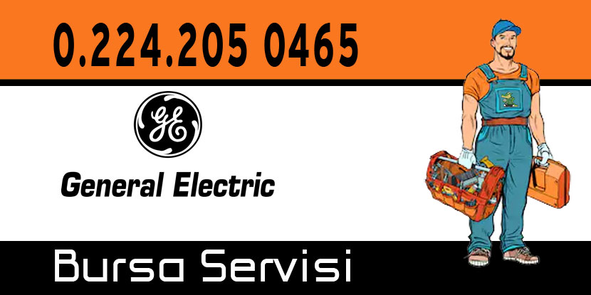 Çekirge General Electric Servisi